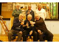 The Players URC Holly Lane, Erdington present a Comedy Wednesday 14th - Saturday 17th March