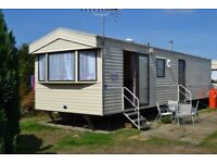 Caravan to Hire/Rent/Let Great Yarmouth - Easter Holidays Dates Available