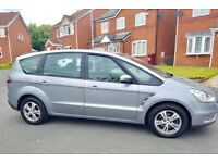 FORD SMAX ZETECH TDCI 2007 DIESEL 6 SPEED GEAR 95000 MILE FULL SERVICE HISTORY 7 SEATER £2990