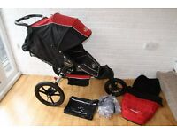 Baby Jogger Summit XC running jogger all terrain pushchair CAN POST