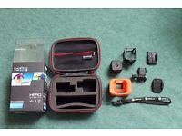 GoPro Hero Session camera in excellent condition