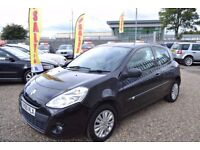 2010 Renault Clio 1.2 16v Extreme 3dr (Euro 5) 3 Month RAC Warranty Included