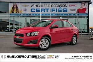2014 Chevrolet Sonic +CLIMATISATION