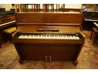 Vintage upright piano - tuned & UK delivery available