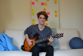 Fun, Friendly, Relaxed and Patient Guitar Tutor in Comfortable South East London Studio