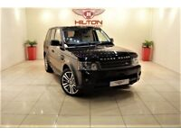 LAND ROVER RANGE ROVER SPORT 3.0 TD V6 HSE 5dr NO DEPOSIT NEED - DRIVE AWAY TODAY (black) 2009