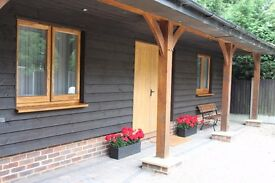 Outskirts of Chelmsford Large Immaculate Studio/Chalet All Bills included