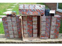 Oil Filters N.O.S. Foremost FP001, (AC27, CH2804) FORD Anglia, Cortina, Escort, Capri x 65