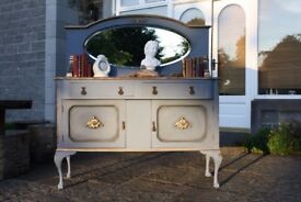 Antique French style sideboard
