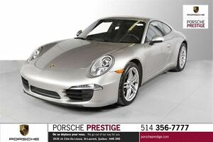 2013 Porsche 911 Carrera 4 Coupe                  Pre-owned vehi