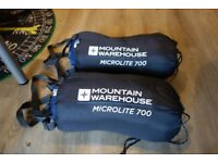 Sleeping Bags - Microlite 700 Mountain Warehouse