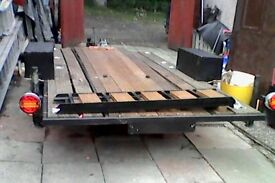 car trailer/transporter
