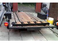 car trailer/transporter