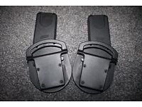Mamas and Papas Sola Urbo Zoom Glide CAR SEAT ADAPTERS for Maxi Cosi / Cybex can post