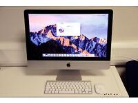 iMac 21.5 inch LATE 2013 - 2.7GHz i5 8GB Iris Pro