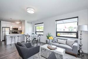 AMAZING NEW BUILDING! Stunning 2 bedroom apartment for rent!