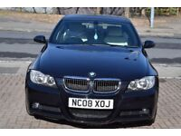 BMW 320 i with excellent condition,selling car as i m moving abroad