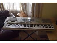 Casio WK-3300 keyboard for sale