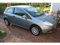 !!!! 2009 (59) FIAT GRANDE PUNTO ACTIVE 77 3 DOOR ONE FORMER KEEPER 41,000 MILES !!!!