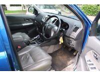 2013 Toyota Hilux Invincible 3.0 D4D