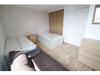 LOVELY TWIN ROOM TO RENT IN ST JOHNS WOOD CLOSE TO THE TUBE STATION GREAT LOCATION. 27P