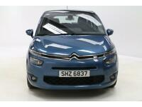 Citroen C4 Picasso GRAND E-HDI AIRDREAM VTR PLUS (blue) 2014-10-06