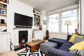 A charming one bedroom ground floor period conversion flat to rent in Southfields.