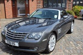 CHRYSLER CROSSFIRE CONVERTABLE AUTO