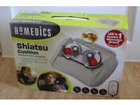 Homedics Shiatsu Cushion Massage (£20)