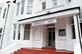 We are looking for an inspiring Head Chef at the Munro Inn, Strathyre, Stirling