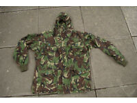 Custom Windproof DPM SAS Smock in Size Large (Heavy Cloth Fabric)
