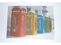 Telephone Box canvass