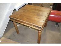 SOLID WOOD DINING TABLE BRAND NEW!!!!!!!!!