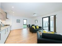 Stunning 1 Bed apartment available end of March with private terrace, Canary wharf, Poplar-TG