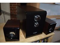 Multimedia Active Speaker System