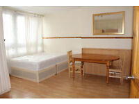 2 ROOMS AVAILABLE IN THE FLAT -- BOW AREA