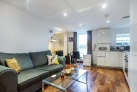 Finished to a high specification a one double bedroom apartment with private secluded patio garden