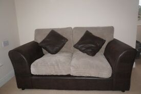 x2 Bailey Two Seater Sofa (Near mint condition)