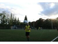 fancy playing footy CLAPHAM JUNCTION. Friday footballg game