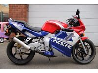 Honda NSR 125 Foxeye 2002 Good condition, mot till Feb, not ( tzr, rg, ktm, rs, cbr, yzf r, ybr,dt