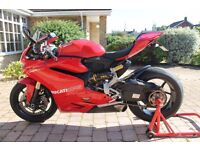 Ducati 1299 ABS Red
