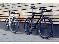 SUPER NICE Aluminium Alloy Frame Single speed road TRACK bike fixed gear racing fixie bicycle F5E