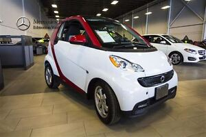 2015 smart fortwo Pure & Run-Out Package