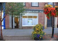 Suite of Three Offices for Sale in Coupar Angus