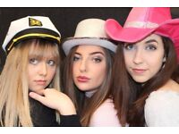 PHOTO BOOTH /MIRROR BOOTH HIRE FROM £150