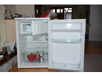 Zanussi/Electrolux under counter fridge freezer. 'A' rated.
