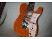 "Telecaster Custom ""Jerry Reid"" EXCELLENT!!"