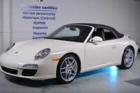 Porsche 911 Carrera S Convertible 2009 Navigation Cuir