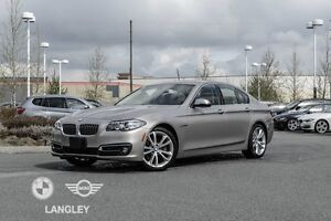 2014 BMW 535i xDrive Premium & Sound Packages!