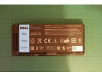 battery 97Wh (part number JHYP2) for Dell Precision M6600 laptop